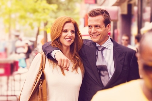 harvey e donna suits 1
