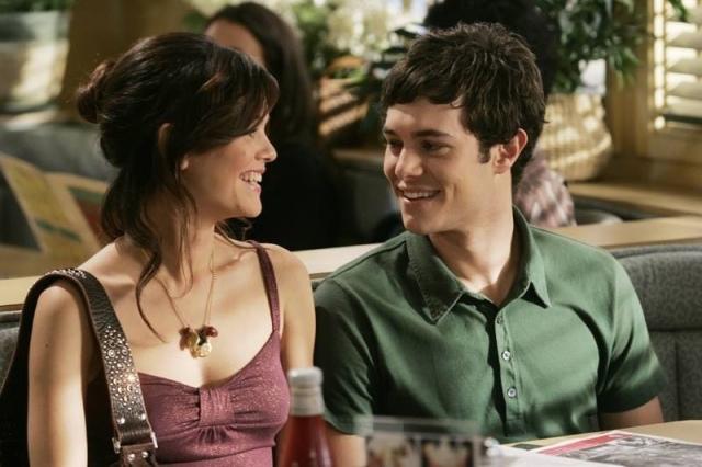 The oc Seth and  summer