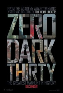 A hora mais escura Zero Dark Thirty