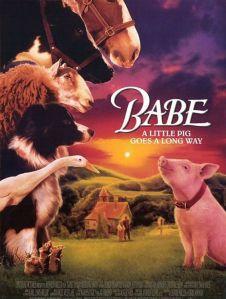 Babe o porquinho atrapalhado