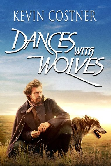 DANCES WITH WOLVES BANNER