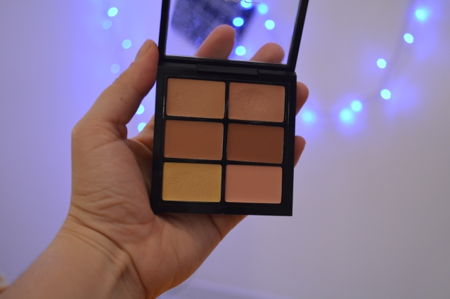 Pro Conceal and Correct Palette 001