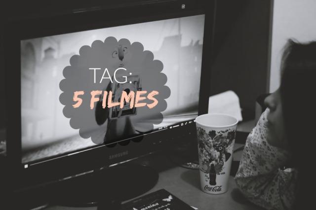 TAG 5 FILMES BRUNA MELS