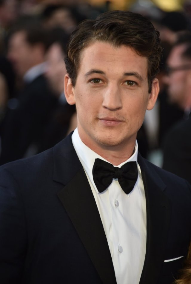 Miles Teller photo by MLADEN ANTONOV